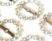 Glam . . . Vintage Rhinestone Findings