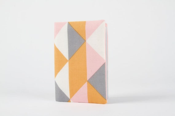 Card holder - On point in peachy