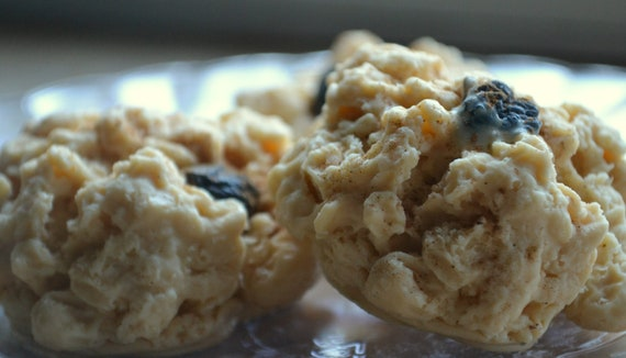Cookie Soap Grandmas Oatmeal Raisin Cookie Soap by ajsweetsoap