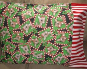 Rudolph and Clarice Pillowcase