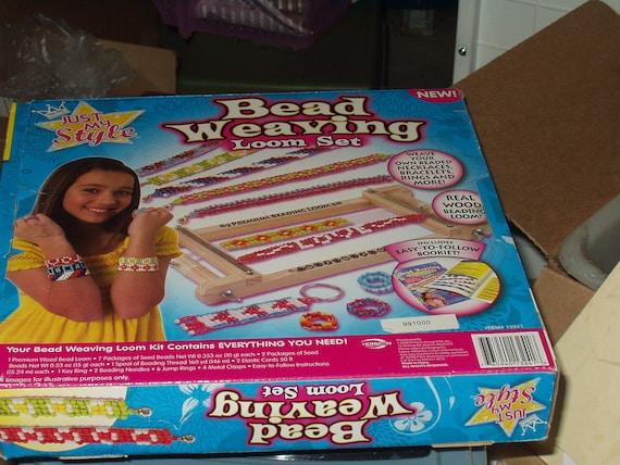 Just My Style Bead Weaving Loom Kit Original Package