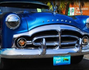 1951 Packard - Classic Car - Packard - Garage Art - Pop Art - Fine Art Photograph