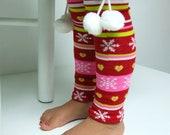 Toddler leg warmers