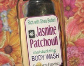 JASMINE PATCHOULI Body Wash, enriched with Shea Butter