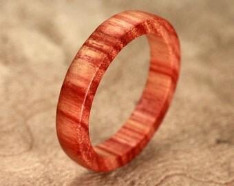 Size 13.75 - Tulipwood Ring No. 23