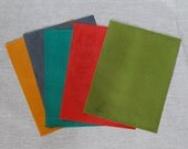 SALE - Kurashiki Wax Paper Bags - 5 Colours - Large