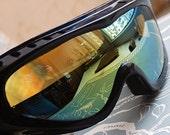 vintage goggles or glasses for biking, skiing, CoolVintage, POVT