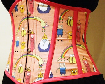 Adventure Time Waist Cincher