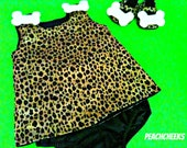 Pebbles Outfit Sizes Small to Extra Large Perfect for Halloween
