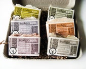 Natural Handmade Soap Gift Soap SIX Bars You Choose Scents