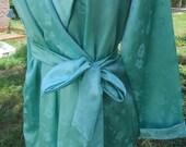 Vintage Christian Dior Aquamarine