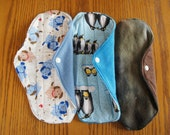 MamaBunny Cloth Menstrual Pads- Heavy Flow