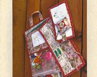 Quilters Trio organizer pattern by Designs By Kasey