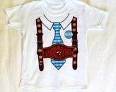 Lederhosen Toddler Tee Just in TIme for Oktoberfest-SIZE 5T