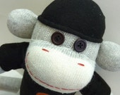 Iver the Sock Monkey