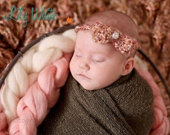 """Baby Clouds Wrap- -""""Sand Dunes""""     ---READY To SHIP---"""