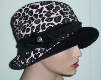 Great Leopard Cloche