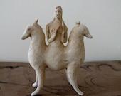 Crusty horse goddess- petite