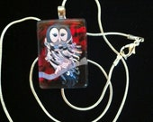 The Wise One Owl Pendant:-)