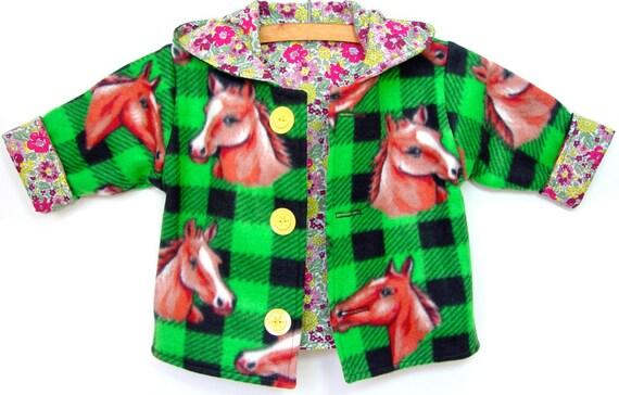 Hoodie / Handmade / Jacket / Coat / Fleece - Buttercup Hoodie