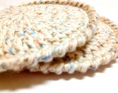 Crochet Coaster Set in any color