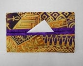Ancient Egypt Tissue Cozy/Gift Card Holder
