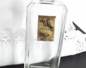 Vintage Perfume Bottle Pretexte Lanvin Signed 1937 Rare Bottle Collectible