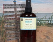 JERZEE GIRL Beach Breeze Linen and Room Spray - Handmade Air Freshener - CountryFolkSoap