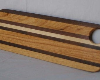 Wooden Cutting/Serving Baguette Board