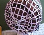 Elizabethan Close Fitting Renaissance Hair net 1550-1600