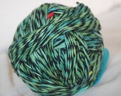 A Knitty Magic Yarn Ball - A Great Gift For A Knitter - 100% Cotton - DK Weight