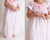 Pink Nightgown sizes 2T through 5