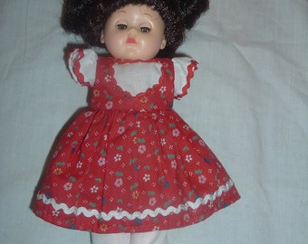 vintage vogue  doll 1966 r.dakin&co made in china
