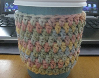 Coffee Cozy - Pale Happiness