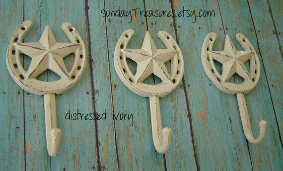 Metal Wall Decor Clearance : Items similar to clearance sale pc ivory texas star