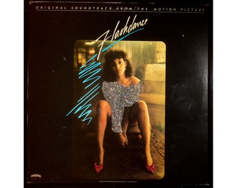 Glittered Flashdance Album