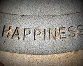 Stone Happiness Note Cards (Set of 4)