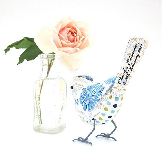 A Custom made birdie