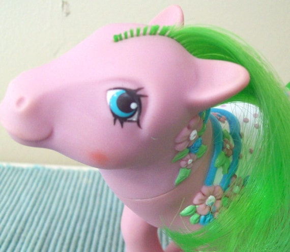 My Little Pony Vintage G1 Sunnybunch - TLC