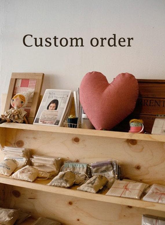 Custom listing for S