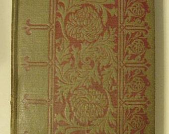 The Fatal Glove Clara Augusta Victorian Antique Book Romance Novel