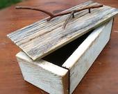 Kentucky Barnwood Box