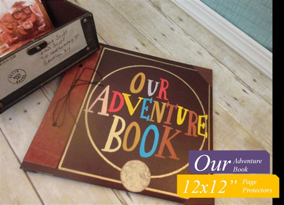 Our Adventure Book - KEVIN EDITION