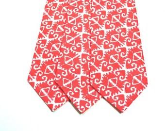 Coral Neckties