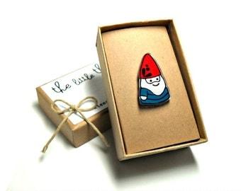 Lil' Gnome Pin
