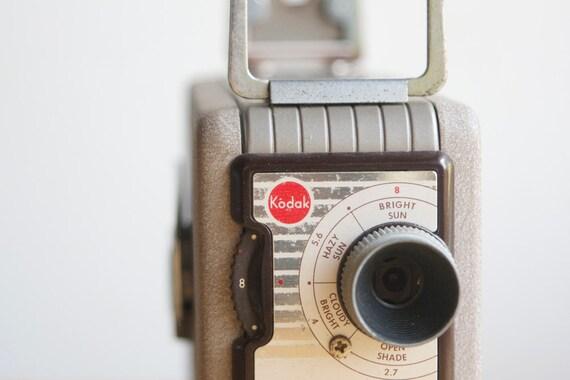 Movie Camera, Kodak 8mm Brownie II, Photo Booth Prop