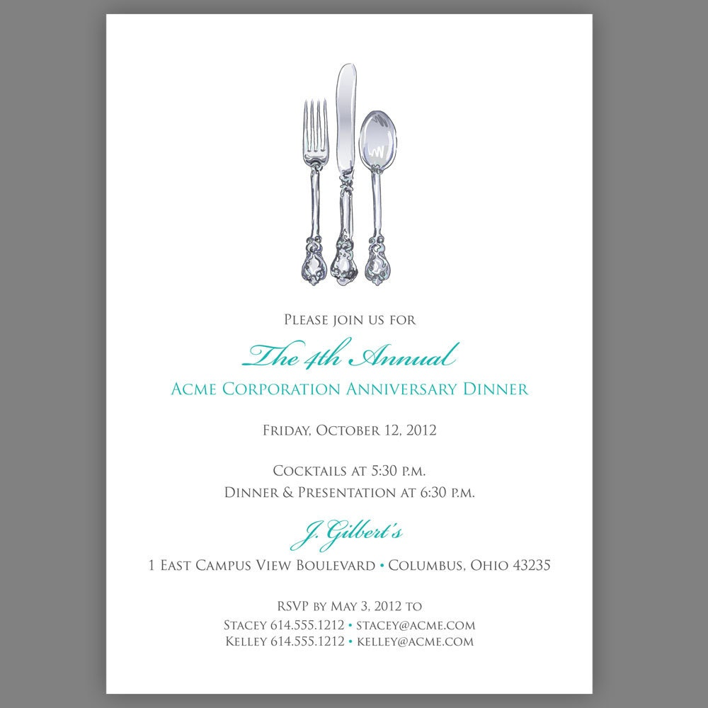 business party invitations templates party invitation templates request a custom order and have something made just for you