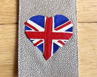 SALE! Union Jack I Phone Sleeve