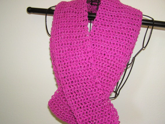 An Infinity for Mexico (Infinity Scarf)