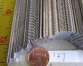 Letterpress Decorative Delicate Strip Rule, Line Rule Bundle. 2pt, and 6pt, Thick. 127